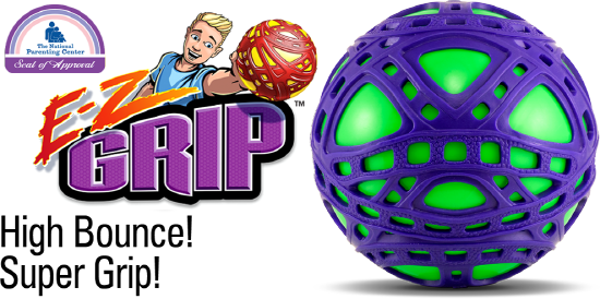 EZ Grip Ball Review