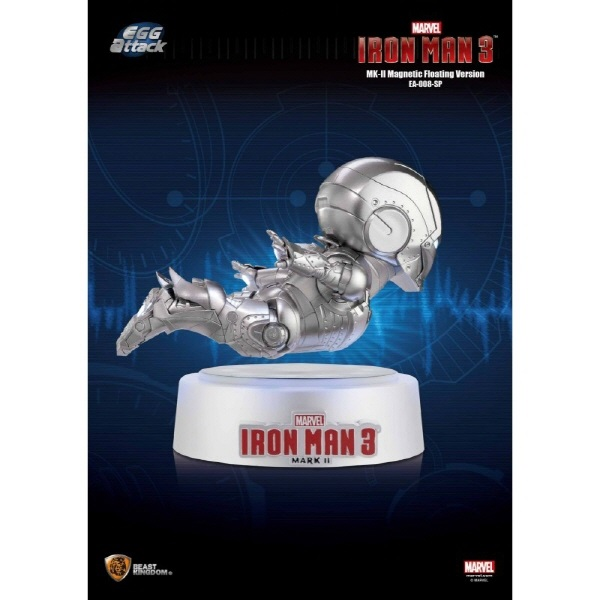 Egg Attack Iron Man 3 Mark II Review