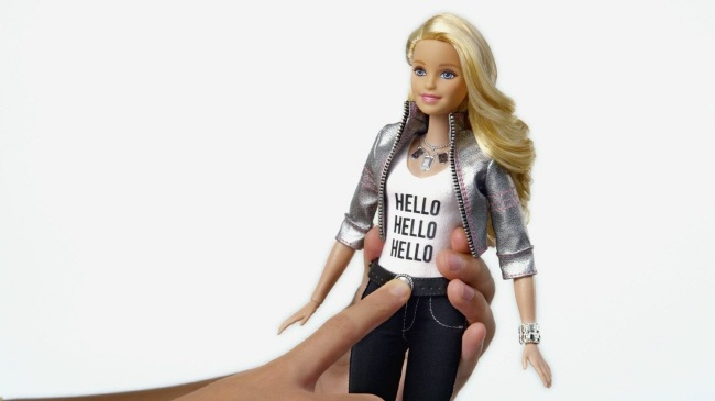 Hello Barbie Interactive Voice Recognition Hello Barbie Doll Review