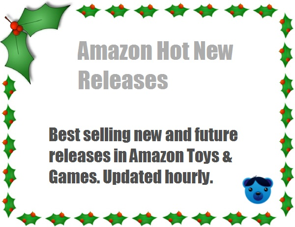 Hot New Releases in Amazon Toys and Games