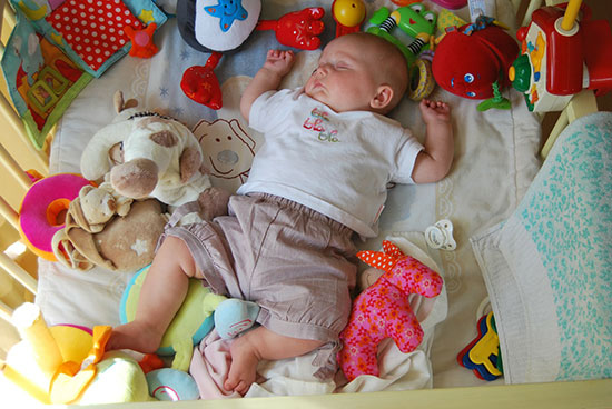 How To Choose Right Toys And Games For Your Baby