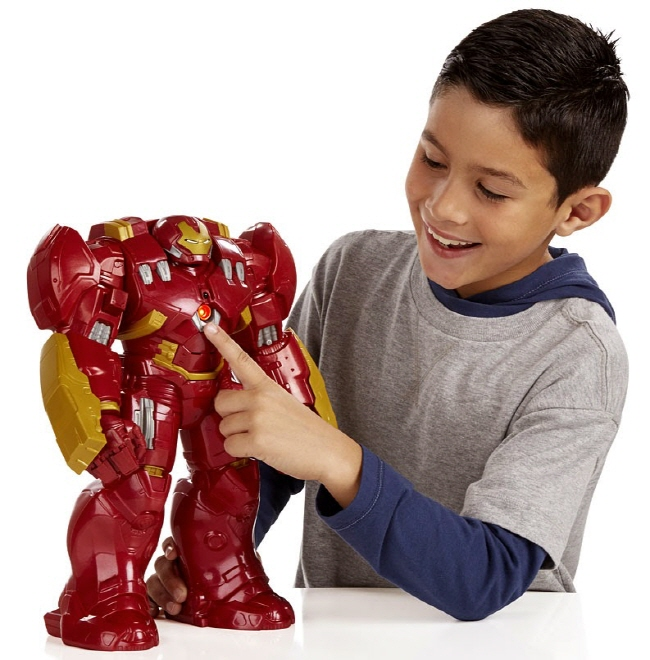 Hulkbuster Review
