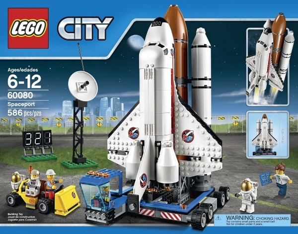 LEGO Spaceport Review