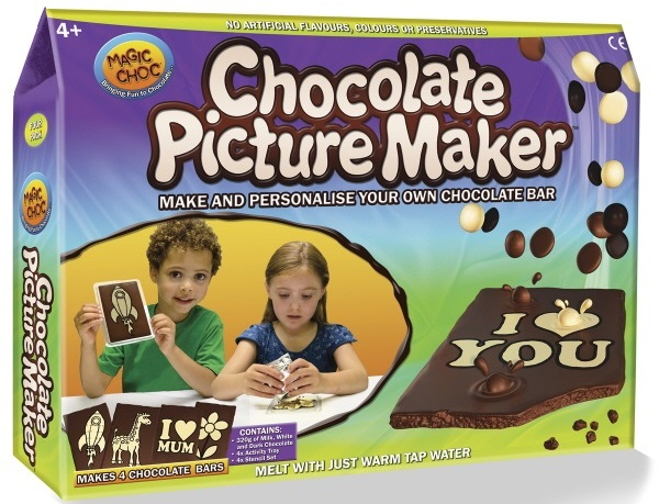 Magic Choc Chocolate Picture Maker Review