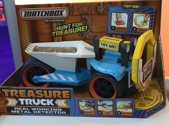 Matchbox Treasure Tracker Review