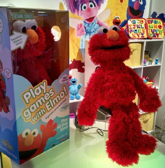 Play All Day Elmo Review