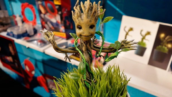 Real Life Growing Groot Review