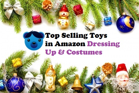 Top Selling Toys in Amazon Dressing Up and Costumes