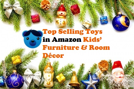 Top Selling Toys in Amazon Kids' Furniture and Room Décor