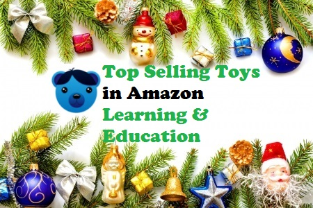 Top Selling Toys in Amazon Learning and Education