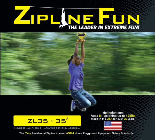 Zipline Fun Xtreme Review