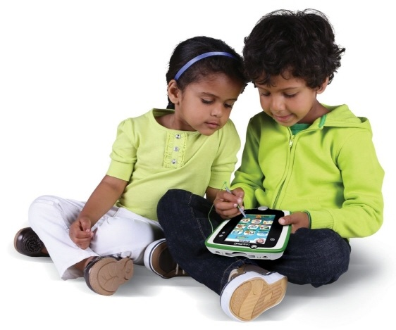 LeapFrog LeapPad2 Power Learning Tablet Review - Green