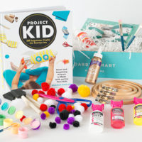 DIY Project Kid Deluxe Craft Box Review