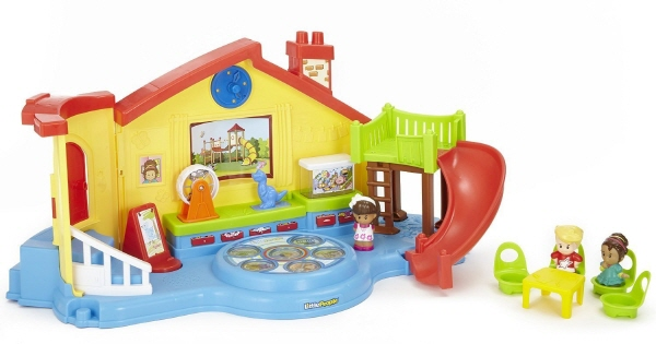 Fisher-Price Little People Place Musical Preschool Playset Review