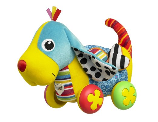 Lamaze Pippin the Push Along Pup Review