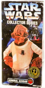 Star Wars Admiral Ackbar Collector Series 12 Inches Action Figure