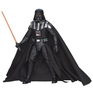 Star Wars The Black Series Darth Vader 6 Inches Figure