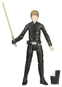 Star Wars The Black Series Luke Skywalker 6 Inches Figure
