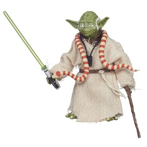 Star Wars The Black Series No 6 Yoda Figure