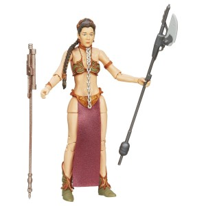 Star Wars The Black Series Princess Leia Slave Outfit Figure 6 Inches
