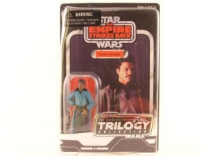 Star Wars Trilogy Collection 3.75 Inches Figure Lando Calrissian