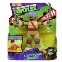 Teenage Mutant Ninja Turtles Stretch 'N' Shout Leonardo Review