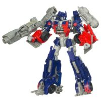 Transformers Movie Toys - Dark of the Moon - MechTech Voyager - Optimus Prime