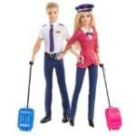 Barbie Careers Barbie and Ken Doll Giftset 2-Pack