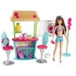 Barbie Sisters Skipper Doll and Tiki Hut Playset