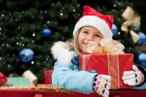 Christmas gift buying