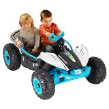 Fisher-Price Power Wheels Dune Racer - Chrome