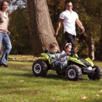 Fisher Price Power Wheels Dune Racer Review