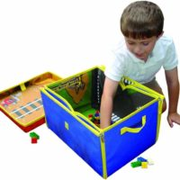 Neat-Oh! LEGO City ZipBin Toy Box and Playmat Review
