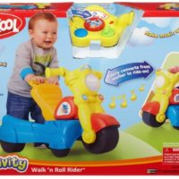 Playskool Rocktivity Walk and Roll Rider Review
