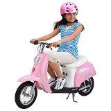 Razor Pocket Mod Bella 24V Electric Girl Scooter - Pink 15130610