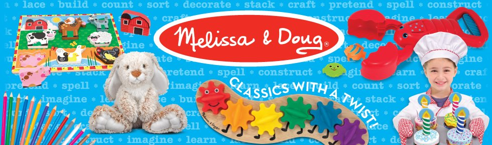 The Best Melissa & Doug Baby & Toddler Toys