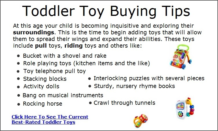 Toddler Toy Buying Tips - All Best Toys