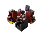 lego minecraft nether review