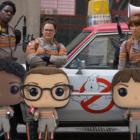Funko POP Movies Ghostbusters 2016 Action Figures Review