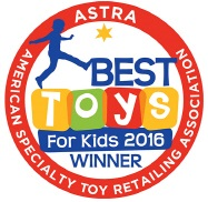 Geckobot - The ASTRA best toys for kids 2016 winner