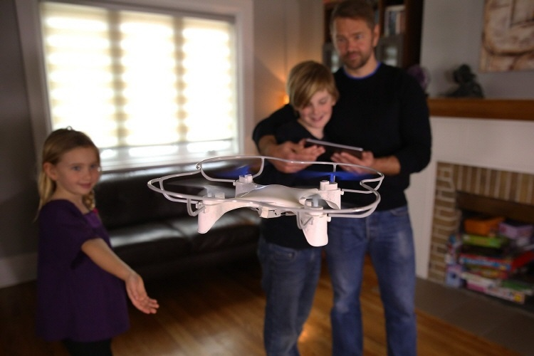 LUMI quadcopter by WowWee