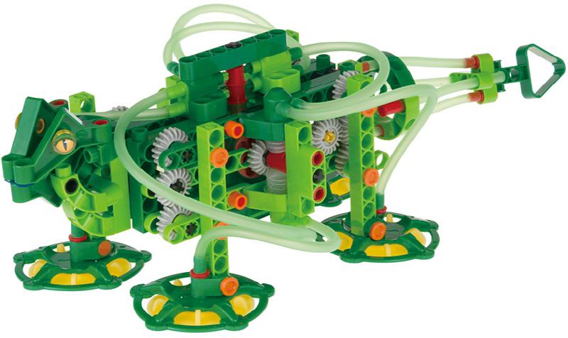 geckobot climbing robot toy