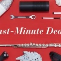 Amazon Last-Minute Deals
