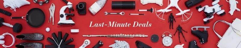 Amazon Last-Minute Deals